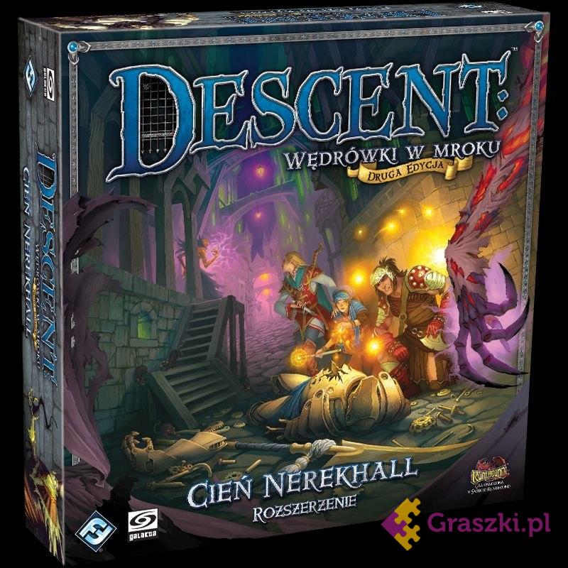 Descent: Cień Nerekhall | Galakta